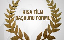 KISA FILM BASVURU FORMU