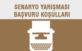 SENARYO YARISMASI BASVURU KOSULLARI