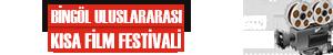 bingöl Kısa Film Festivali Site Logo